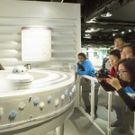 at Toshiba Science Museum