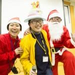 Greetings from Santas